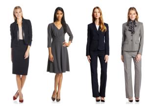 дресс код для девушек на работе