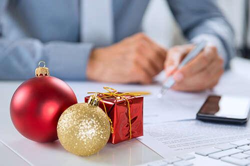 Подарки от предприятия на новый год ндфл
