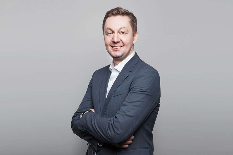 Бизнес-тренер Михаил Москотин пополнил команду Business Relations