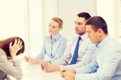 Для кадрового персанала как провести стресс собеседование